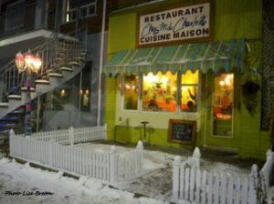 Restaurant Chez Mde Charlotte