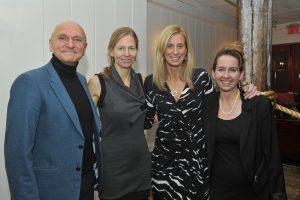 Robert Bouchard, Sonia Reid,Isabelle Duchesneau, Catherine Gaumond