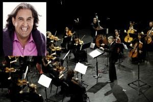 La Sinfonia de Lanaudière et Marc Hervieux © photo: courtoisie