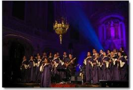 Ultime spectacle de Noël pour l'Ensemble Gospel de Québec!