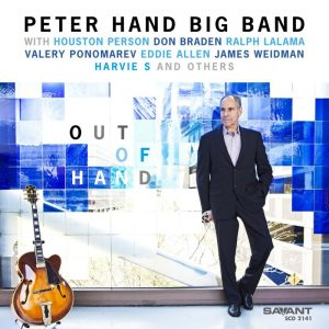 Peter Hand Big Band OUT OF HAND