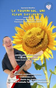 Spectacle Bénéfice de l'Association de Parents d'Enfant Trisomique-21 de Lanaudière (APETL)