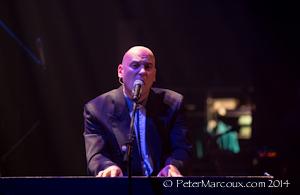 Martin Levac au piano