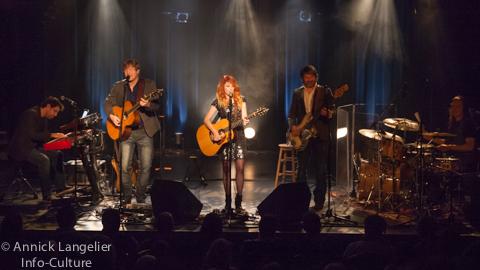France D'Amour et ses musiciens