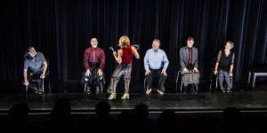 6,3 Évanouissement, 6 interprètes et chorégraphes@RollineLaporte
