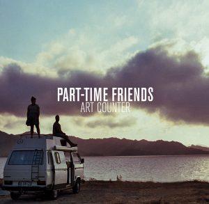 Part-Time Friends - premier EP Art Counter