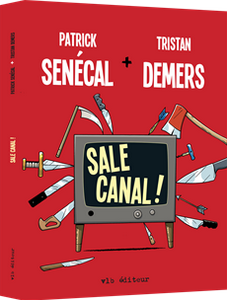 Bande dessinée Sale Canal