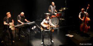 David Thibault et ses musiciens