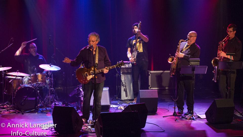 Mike Deway et ses musiciens