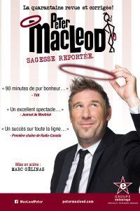 Un nouveau DVD pour Peter MacLeod