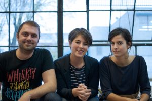 Equipe fondatrice de Museomix Montréal 2014