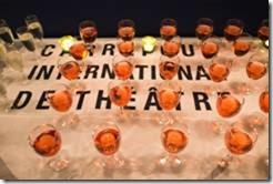 Cocktail-bénéfice du Carrefour international de théâtre