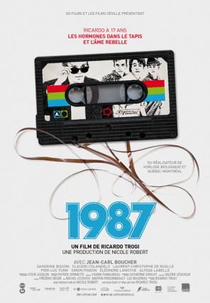 1987 le film en DVD le 2 décembre