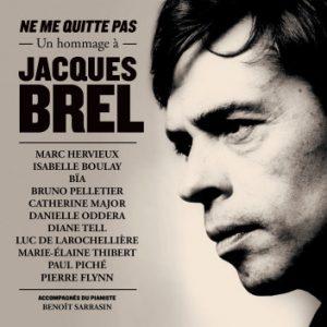 Ne me quitte pas - hommage à Jacques Brel