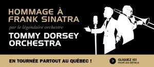 The Tommy Dorsey Orchestra au Grand Théâtre de Québec