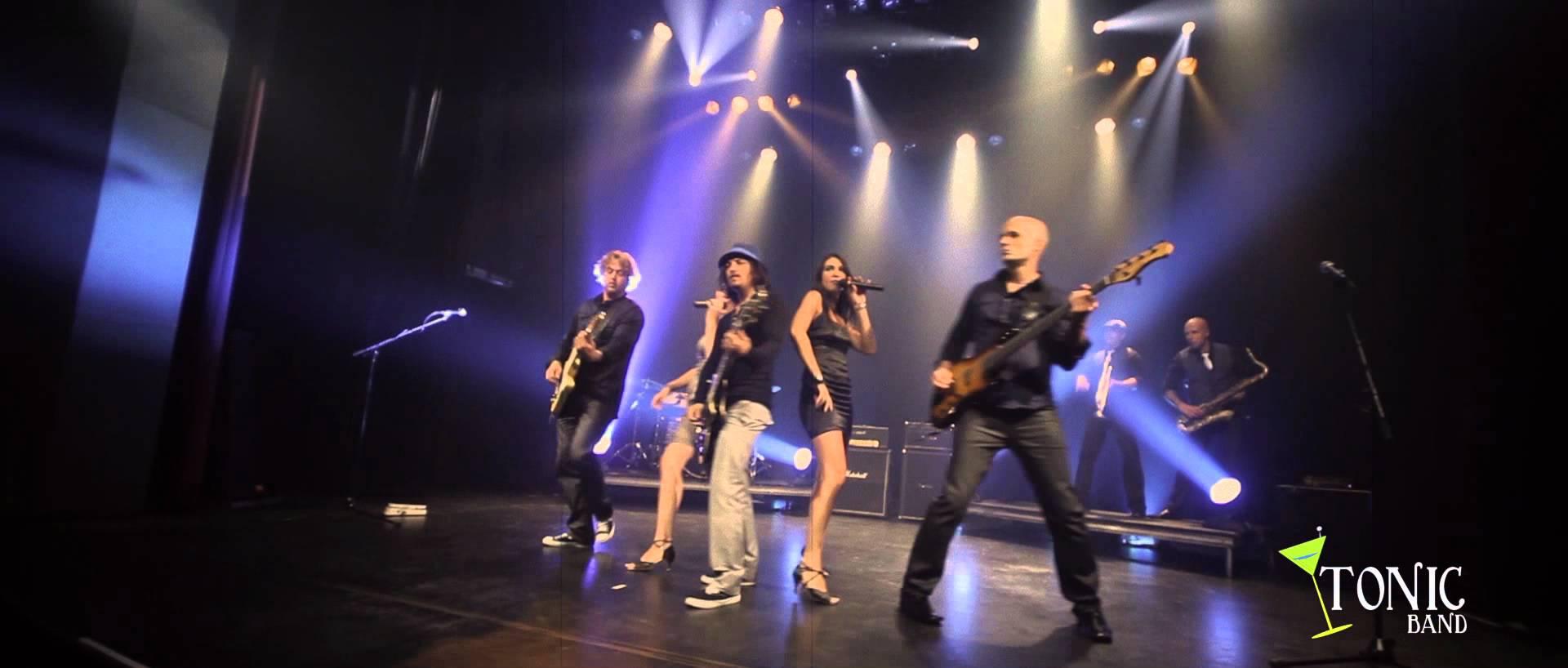 Tonic Band au Cosmos de Lévis © photo: courtoisie