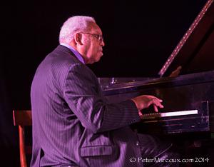 Ellis Marsalis au piano