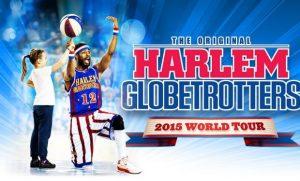 Harlem Globetrotters le 11 avril 2015 au Colisée Pepsi