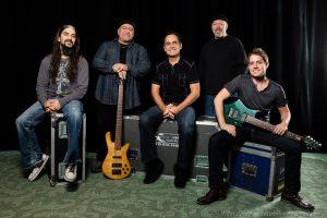 Le Neal Morse band  © photo: courtoisie