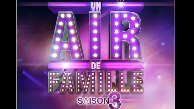 Un air de famille saison 3  - album sera disponible le 15 décembre