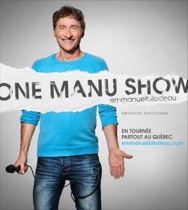 En Scène présente Emmanuel Bilodeau  - One Man Show