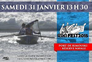 Coupe des glaces 2015 : Course RikiFest 2015