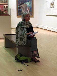 Francine Blais, artiste peintre