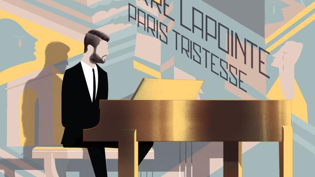 L'album Paris Tristesse de Pierre Lapointe