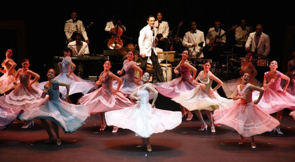 Lizt Alfonso Dance Cuba  © photo: courtoisie