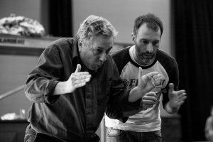 Jack Robitaille et Christian Michaud © photo: Nicola-Franl