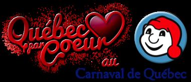 Québec par coeur au 61e Carnaval!