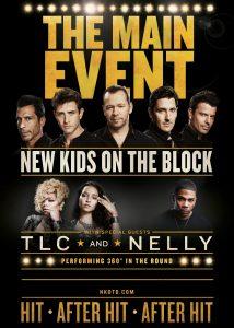 New Kids on the Block le 30 juin 2015 au Centre Bell