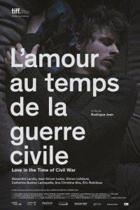 L'amour au temps de la guerre civile