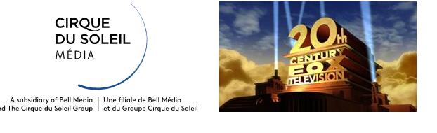 Cirque du Soleil média et 20th Century Fox Television