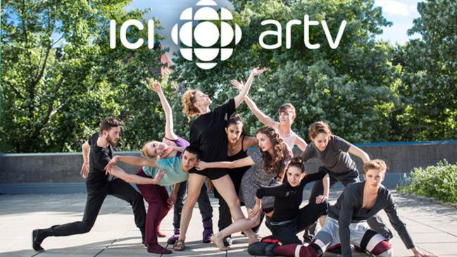 La série DANSER!  © photo: ICI ARTV
