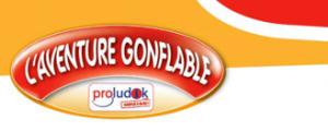 Aventure gonflable Proludik