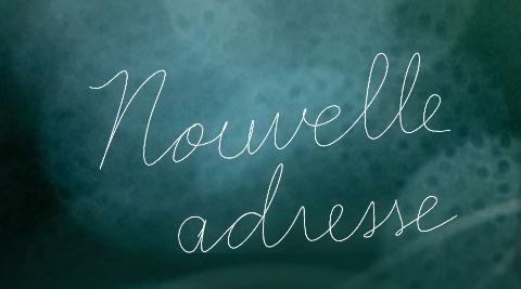 La version anglaise de NOUVELLE ADRESSE diffusée à CBC