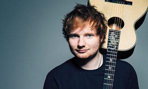 Ed Sheeran le 2 juin au  Centre Bell