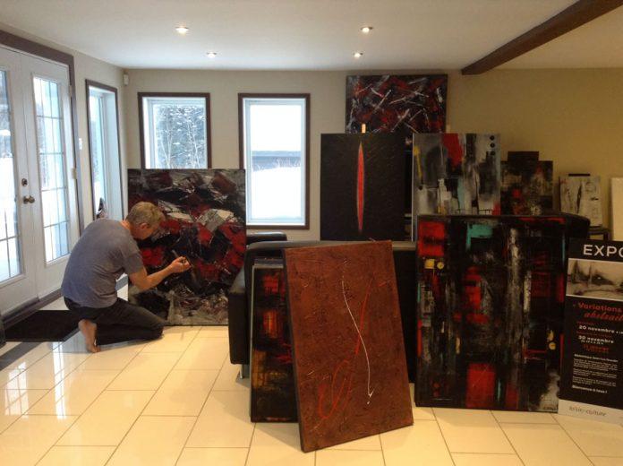 Atelier de Maurice Louis