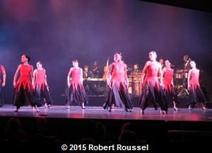 Numéro d'ouverture de Alfonso Dance Cuba -Amigas !
