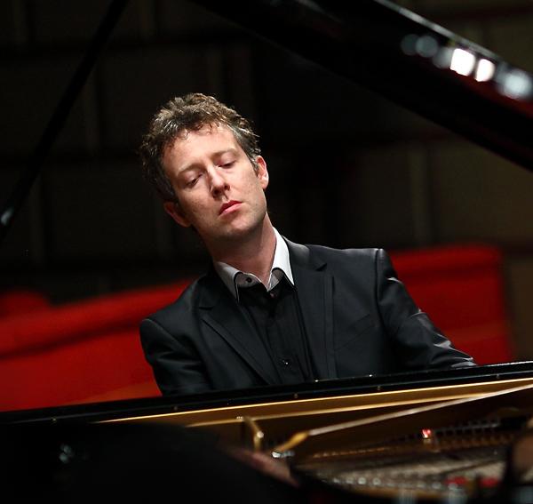 le pianiste Sam Haywood