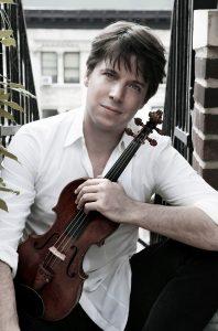 Le violoniste Joshua Bell