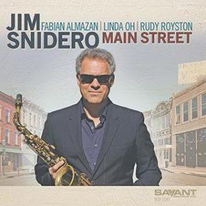 MAIN STREET le cd de Jim Snidero