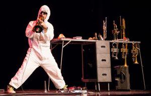 Les 7 trompettes de Fred Piston © photo: courtoisie