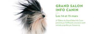 27e édition du Grand Salon Info Canin
