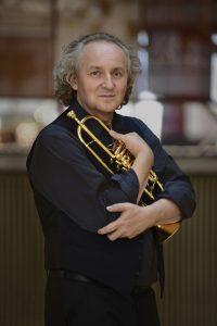 le trompettiste Reinhold Friedrich