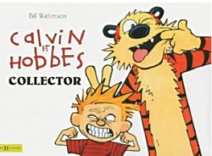 les 30 ans de Calvin et Hobbes  © photo: courtoisie