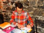 Scéance de signature de Yannick Lepage