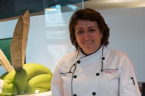 La chef, Marie-Chantal Lepage et la Sweet Pea