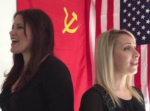 Noelle Hannibal et Tamara Clark
